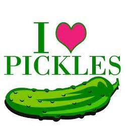 Popcorn and Pickles on Wednesdays